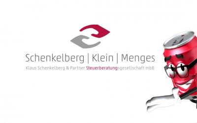 Logogestaltung für ein Steuerbüro