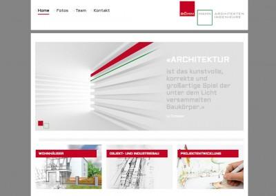 Webdesignbeispiel 09