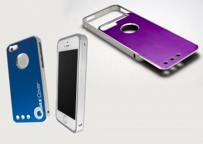 Gestaltbares Aluminium iPhone Cover