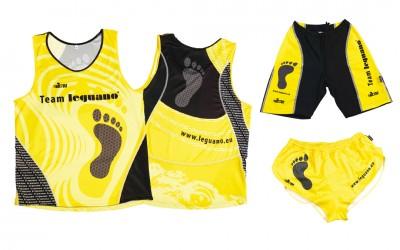 Laufsportbekleidung individuell