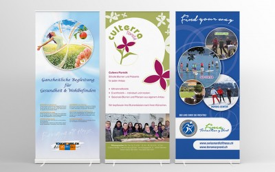 Roll-Up Motivdesign