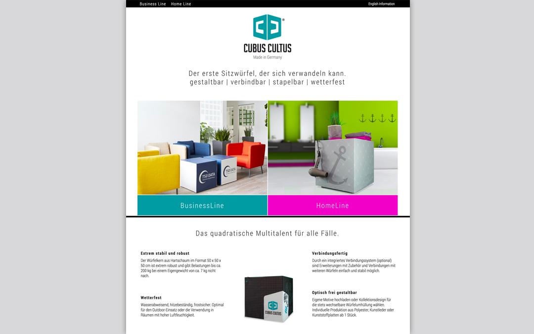 Webshop-Relaunch